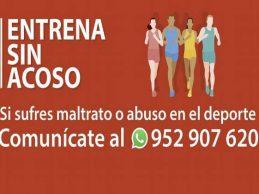 IPD crea línea de WhatsApp para denuncias de acoso en el deporte