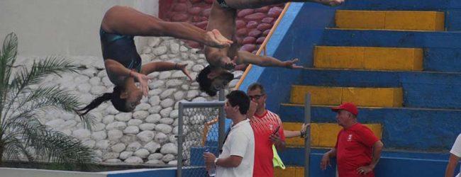 [CLAVADOS] Salinas e Infante logran los primeros puestos en los saltos sincronizados