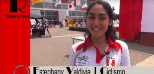 [CICLISMO] Estephany Valdivia destacó en el 2017