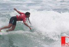 [SURF] Barona (ECU) y Correa (PER) ganaron el WQS disputado en San Bartolo