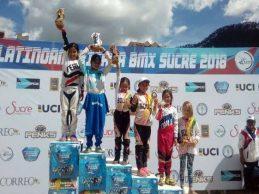 [BMX] Peruanos finalizaron primeros en Copa Latinoamericana