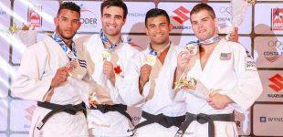 [JUDO] Alonso Wong alcanza la medalla de bronce en el Panamericano