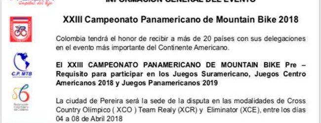 [CICLISMO] Peruanos listos para el Panamericano de Mountain Bike