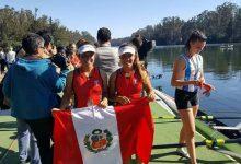 [REMO] Castro y hermanas Palacios obtienen medallas en Sudamericano