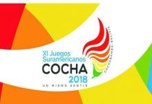 [COCHABAMBA 2018] Un total de 437 atletas competirán en los Odesur