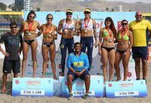 [VÓLEY] Perú logró el quinto lugar en la final del Circuito de Playa