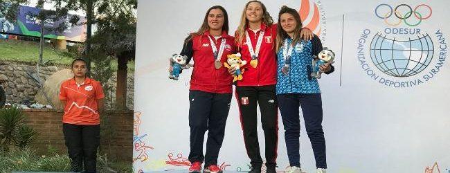 [COCHABAMBA 2018] Perú logra cinco medallas en el sexto día de competencias