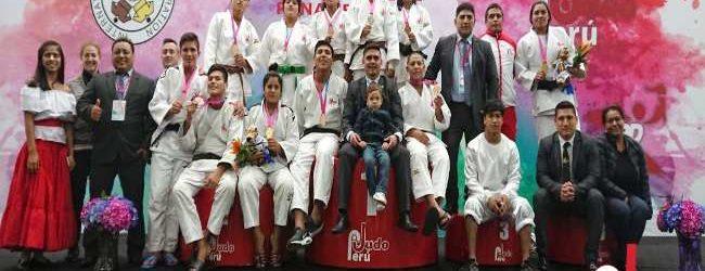[JUDO] Nacionales destacan en el Panamericano de Cadetes y Juniors