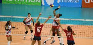 [VÓLEY] Perú accede a las semifinales del Challenger Cup