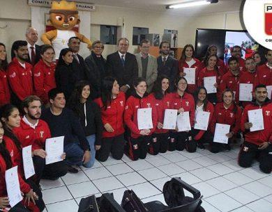[OLISMPISMO] COP realizó ceremonia de reconocimiento a medallistas de Cocha 2018