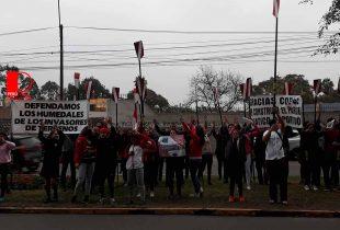 [LIMA 2019] Deportistas realizan plantón por falta de definición de cancha oficial de remo