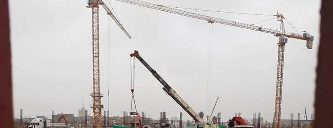 [LIMA 2019] Obras del futuro nuevo estadio de atletismo comienza a tomar forma