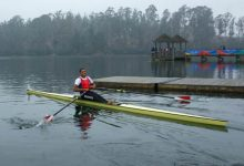 [REMO] Ángel Sosa destacó en regata europea Holland Beker