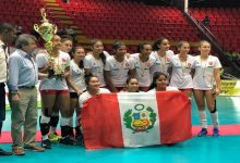 [VÓLEY] Perú se queda con la medalla de plata en el Sudamericano U18