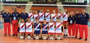 [VÓLEY] Perú culmina la Copa Panamericana en el octavo lugar