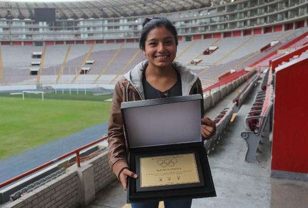 [TRIATLÓN] Naomi Espinoza es reconocida por la clasificación a los JJOO Buenos Aires 2018