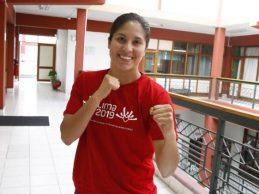 [KARATE] Alexandra Grande será reconocida con los Laureles Deportivos