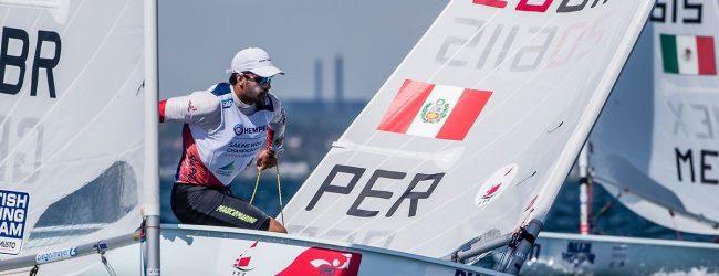 [TOKIO 2020] Velerista Stéfano Peschiera logra el primer cupo para Perú
