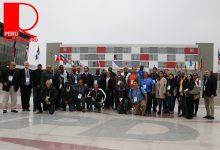 [LIMA 2019] Directivos de Panam Sports visitan el COP y la Videna