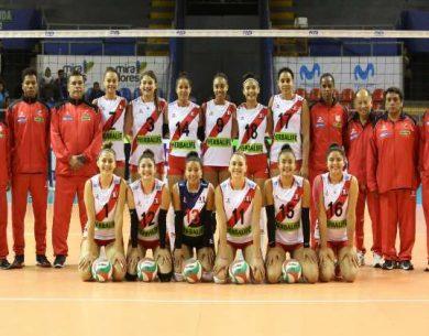 [VÓLEY] Perú se quedó con el cuarto lugar del Final Four
