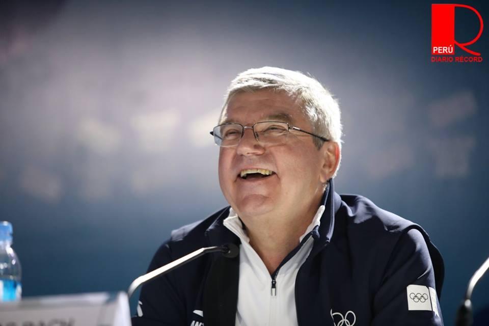 [BUENOS AIRES 218] Thomas Bach: «Los Juegos superaron todas mis expectativas»