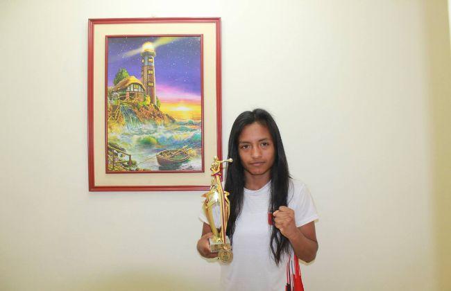 [BOXEO] Lucía Valdivia, oro y mejor deportista de la Copa Pacífico