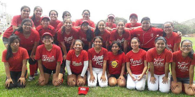 [SÓFTBOL] Preselección sub 15 inicia su preparación para el Sudamericano Lima 2019
