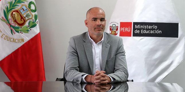 [IPDOficial] Sebastián Suito fue designado como nuevo presidente del IPD