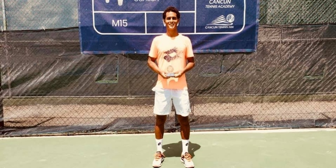 [TENIS] Juan Pablo Varillas, campeón en México