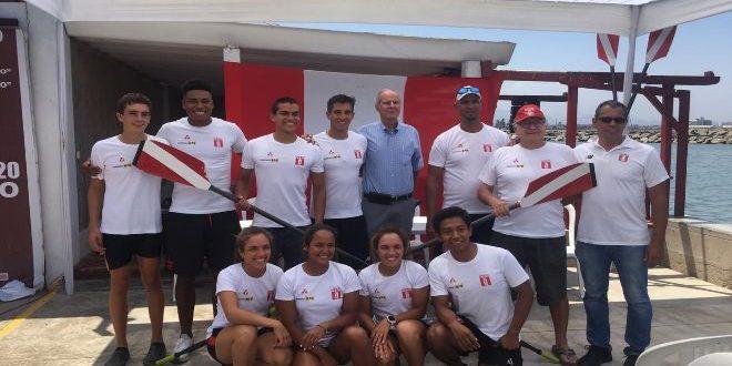 [REMO] Se definió a la delegación nacional para Sudamericano Junior  U23