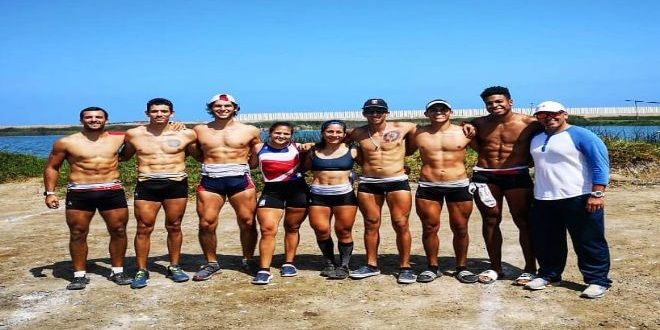 [REMO] Parte de la selección realizó campamento en Huacho con miras a Lima 2019
