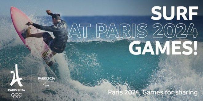 [PARÍS2024] Cuatro deportes, entre ellos el surf, son incluidos de manera provisional