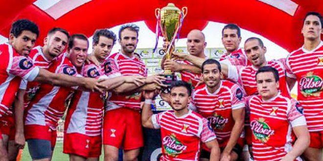 [RUGBY] Selección masculina va en busca del cupo a Lima 2019