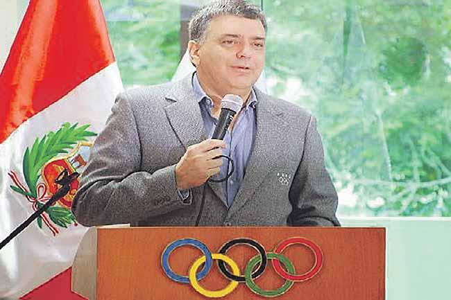 José Quiñones COP