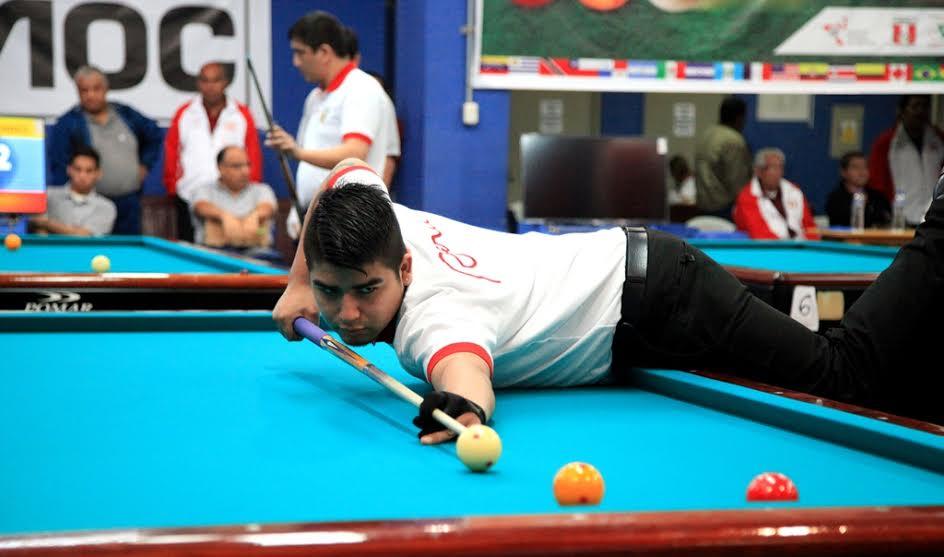 Cristopher Tevez Billar