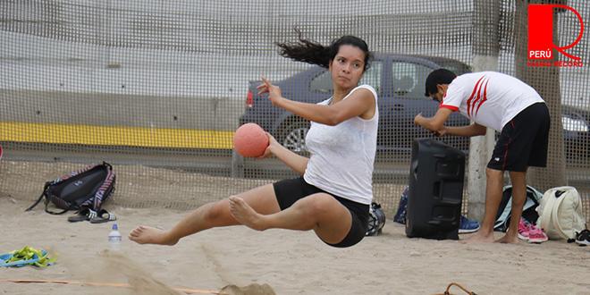 [Beach Handball] Selecciones se preparan para certamen internacional en Arica