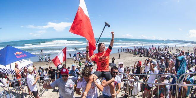 [SURF] Sofía y la 'Negra' buscarán en El Salvador su pase a Tokio 2020