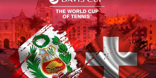[TENIS] Designados los jueces que tendrán a su cargo la serie Perú vs Suiza