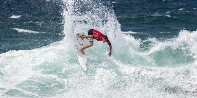 [SURF] Alonso Correa se ubica entre los tres mejores en QS 5000 de Newcastle