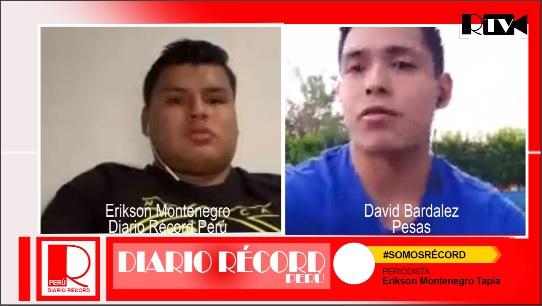 [#PESAS] Bardalez, desde Colombia, cuenta su preparación en período de aislamiento