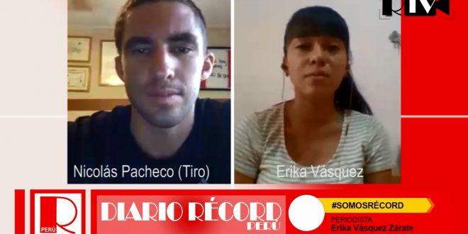 [TIRO] Nicolás Pacheco cuenta su riguroso entrenamiento durante el aislamiento