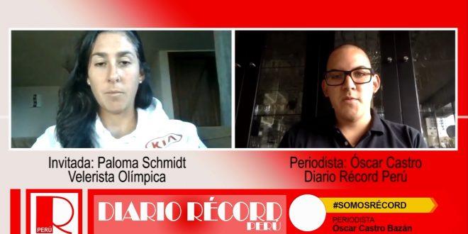 [TOKIO2020] Paloma Schmidt, desde Italia, cuenta como se alista y enfrenta al coronavirus
