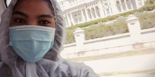 [YOMEQUDOENCASA] Voleibolista Carla Rueda regresa a Lima con ayuda del IPD