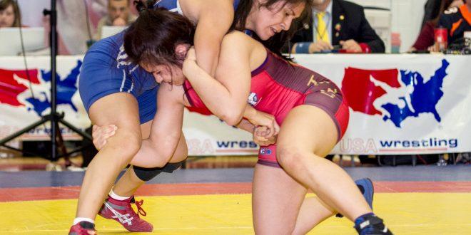 [LUCHA] La olímpica Yanet Sovero: «Mi gran reto son los Juegos de Tokio»