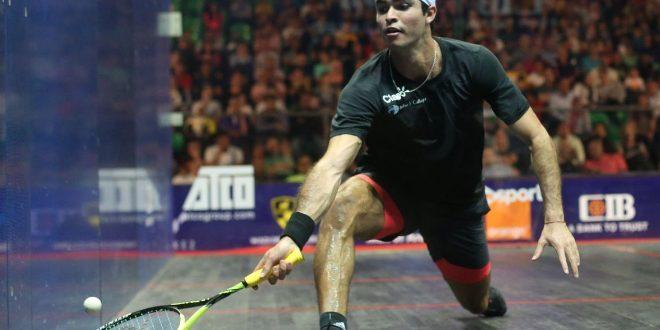 [SQUASH] Diego Elías mantiene su sexta ubicación en el ranking PSA