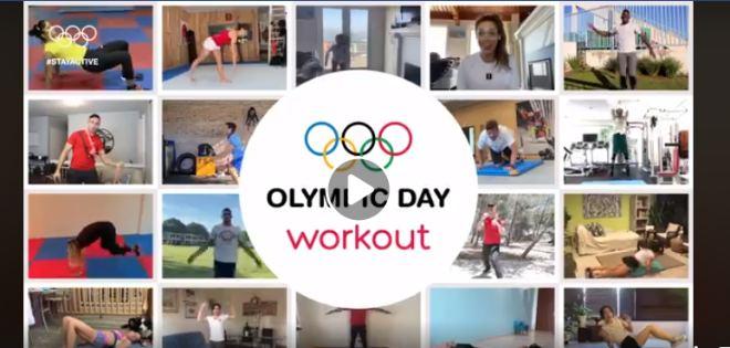 [OLIMPISMO] Celebraciones por el día olímpico se darán de manera virtual