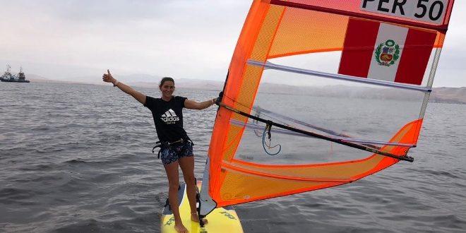 """[VELA] María Belén Bazo: """"Se vienen semanas de entrenamiento fuerte para seguir mejorando"""""""