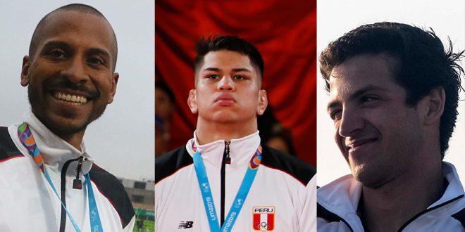 [Lima2019] Sanguinetti, Bazán y Galarreta logran bronces en el penúltimo día de competencia