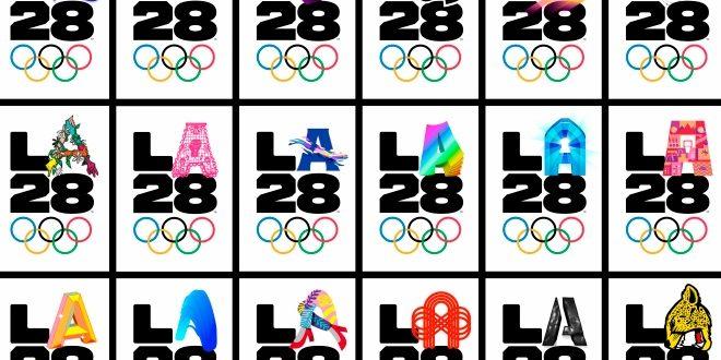 [OLIMPISMO] Los Ángeles 2028: un logo, posibilidades infinitas