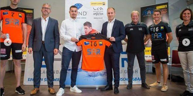 [VÓLEY] Eduardo Romay debuta este sábado en la Liga Masculina de Austria